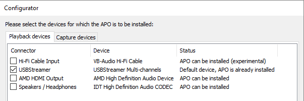 Windows PC as a FIR Audio Processor